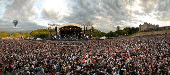 Slane Castle - Onde foi gravado Go Home do U2